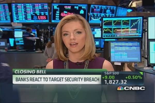 Target Breach: Banks respond