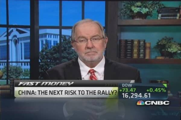 Liquidity crunch in China is very serious: Gartman