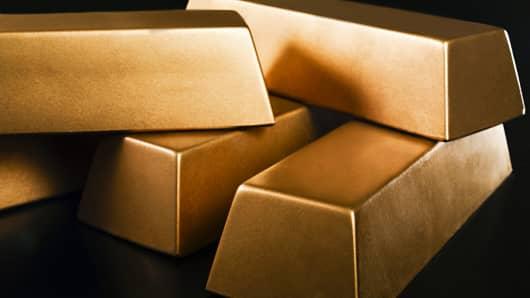 Premium gold bars