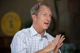 The rich are a varied group with a range of opinions. While Thomas Steyer, founder of Farallon Capital Management, pictured here, opposes the Keystone Pipeline, other wealthy individuals such as T. Boone Pickens support it. That complica