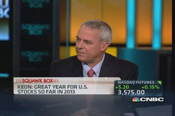 Investors seek returns outside US markets