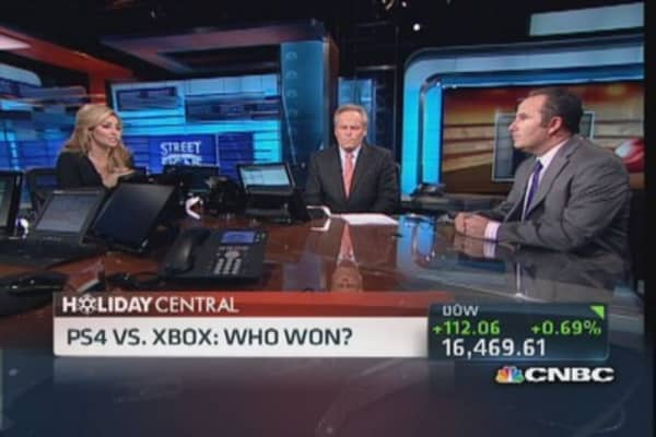 Which console wins?
