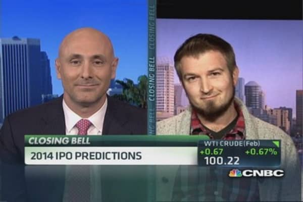 Will tech IPO's thrive in 2014?