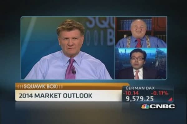 Market risks to the upside: Economist