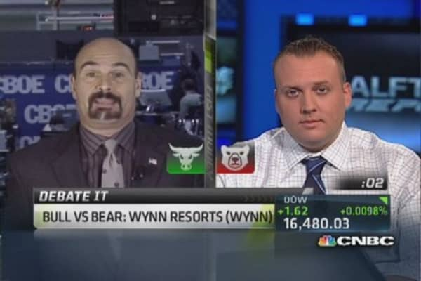 Is Wynn Resorts a house of cards?