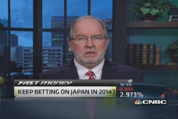 Short the yen: Gartman
