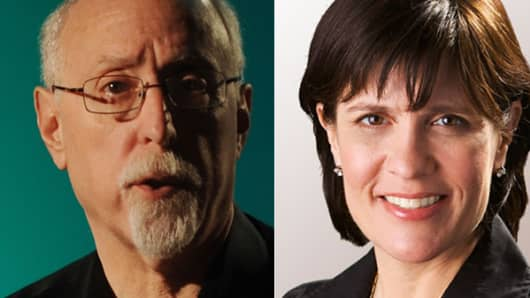 Walter Mossberg and Kara Swisher