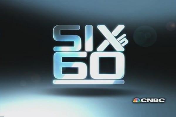 Cramer's Six in 60: Buy Sirius
