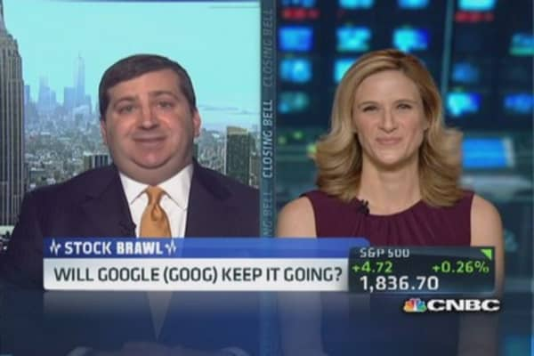 Google could begin to sell-off: Analyst