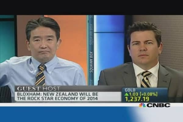 New Zealand: 2014's rock-star economy?