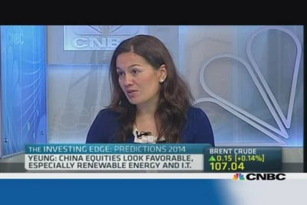 Chinese markets could rise 15% in 2014 : Pro