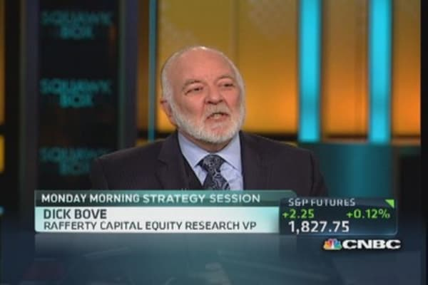 Big banks are the lifeline to success in the US: Bove