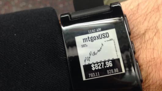 Buzzfeed's Jon Steinberg tracks bitcoin prices on his watch
