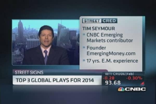 Three emerging market plays