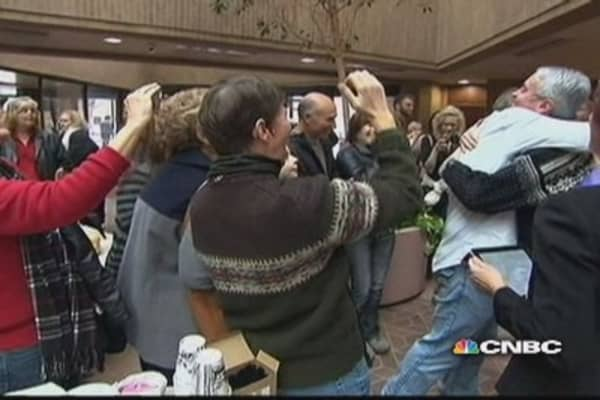 Gay marriage in Utah halted ... for now