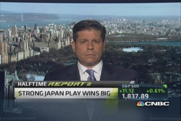 ETFs taking market share: WisdomTree CEO