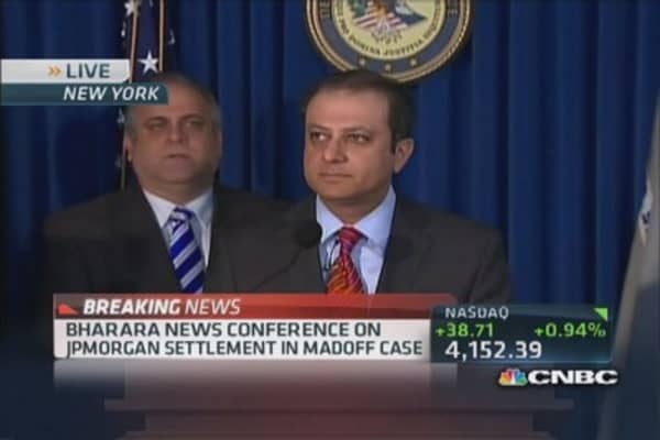 JPMorgan 'failed, and failed miserably': Bharara
