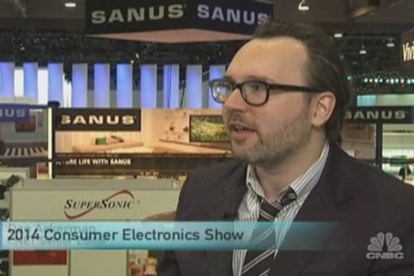 CES Highlights: Wearable tech, TVs & connected home