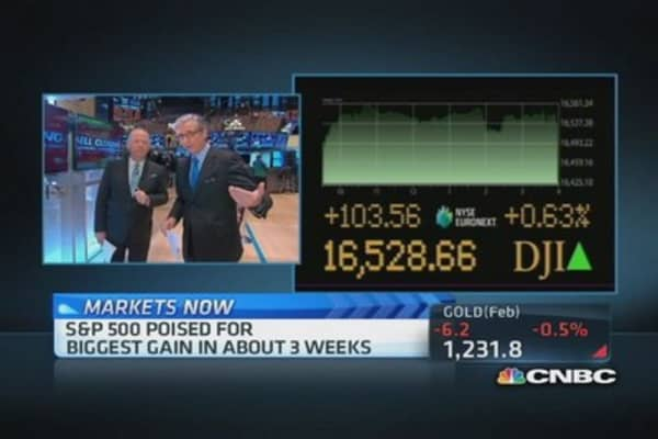 Pisani: Energies and oil lag, nat gas does well
