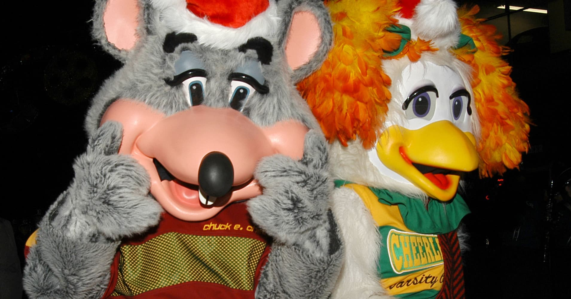 chuck e cheese business plan In may 2015, chuck e cheese's named zimmerman as lead  firms provide  advertising, strategic media planning and buying, direct and.
