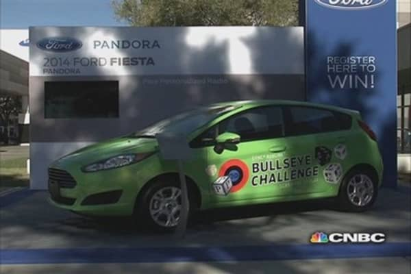 Connected cars at CES 2014