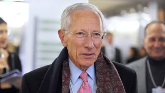 The Governor of the Central Bank of Israel, Stanley Fischer to be nominated for Vice Chair of the Federal Reserve.