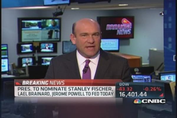 Obama to nominate Stan Fischer for Fed vice chair