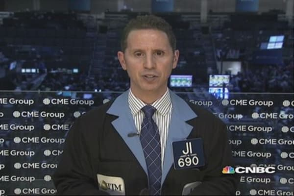 Why Jim Iuorio is selling the market this week