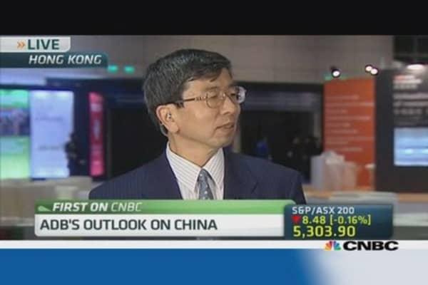 ADB: We remain sanguine on China