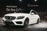 The new Mercedes C Class bows in Detroit this week.