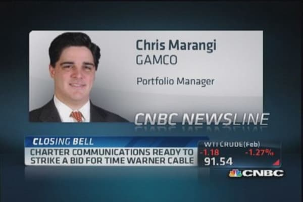 TWC and Charter deal not unexpected: Pro