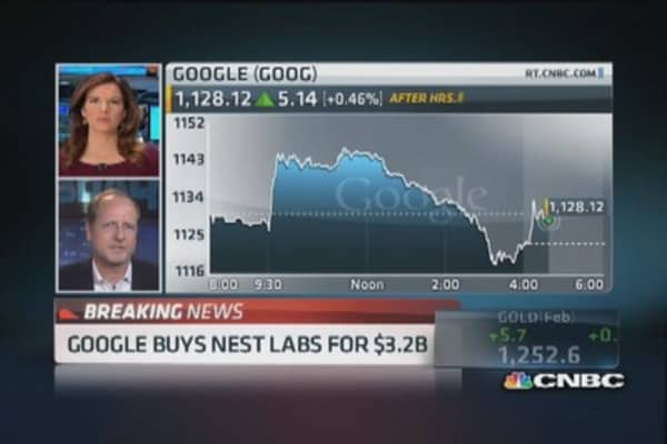 Big move for Google: Pro