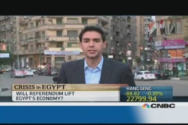 The troubles facing the Egyptian economy