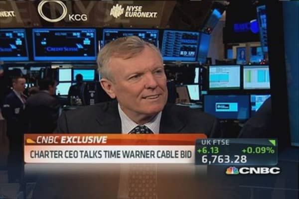 Charter CEO: TWC is a troubled situation
