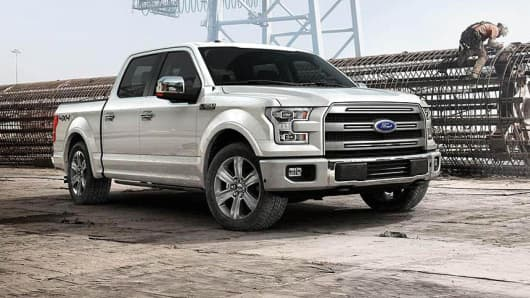 What The F 150 Tells Us About The Aluminum Industry
