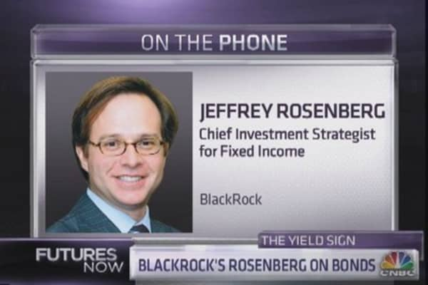 BlackRock¿s Rosenberg: Buy long bonds