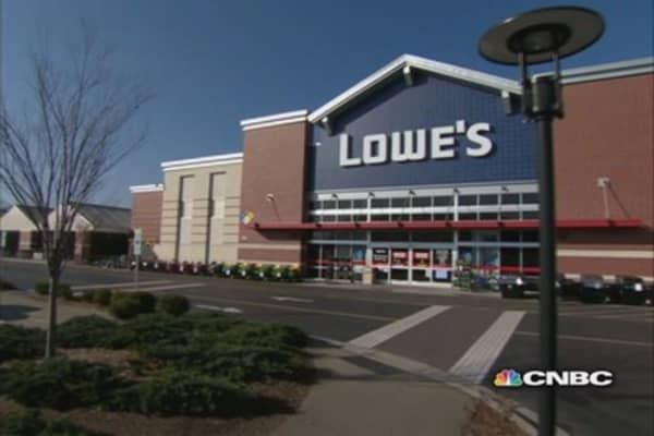 Lowe's wants you on the Porch
