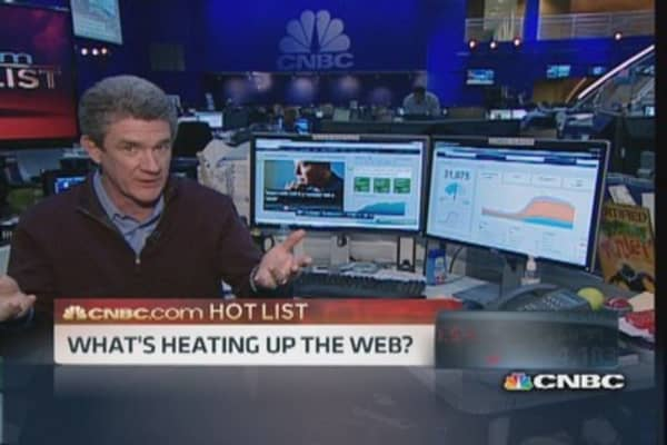 CNBC.com hot list: Who pays for the Internet?