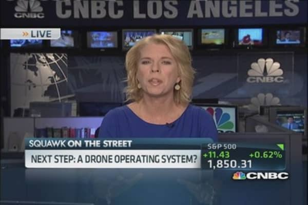 What's next? A drone operating system?