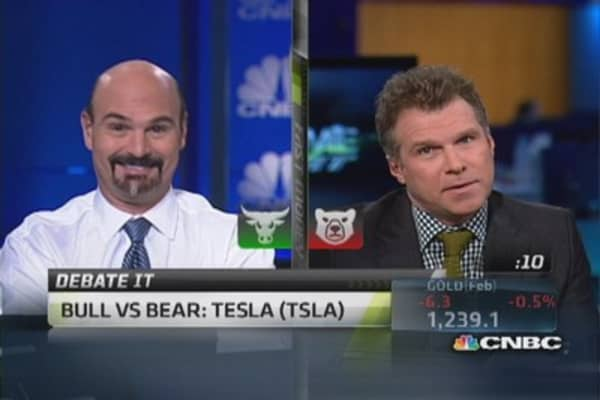 Tesla's projections are through the roof: Trader