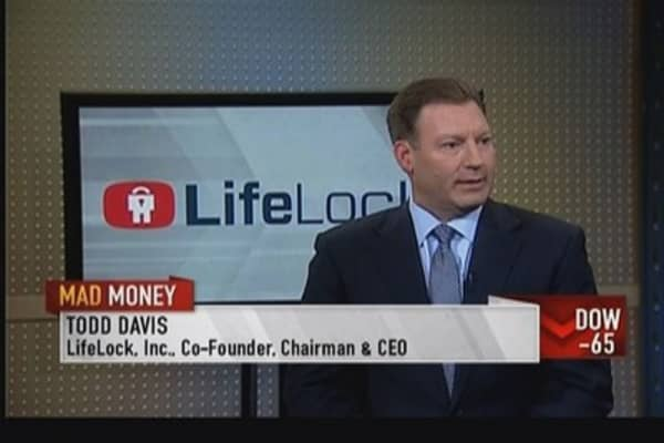 Preventing identity theft with LifeLock CEO