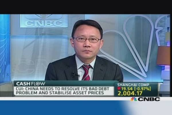 China markets pessimistic ahead of GDP: Pro
