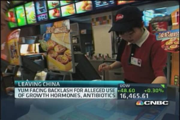 China losing allure for US companies