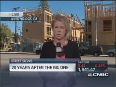 Northridge earthquake 20 years later: What has Cali learned?