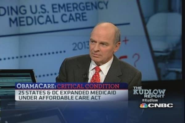 Medicaid patients clogging emergency rooms: Pro