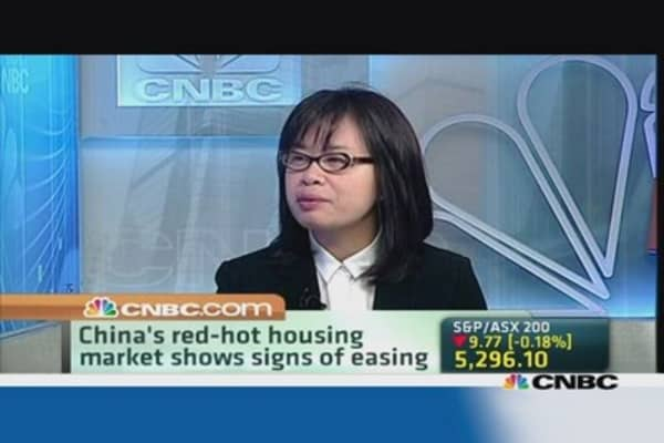 CLSA: China property prices to continue slowing