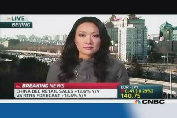 China GDP beats estimates, but markets don't care