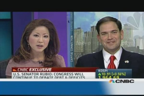 Marco Rubio: US needs solutions for middle class