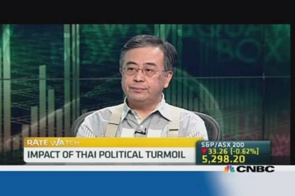 Should foreign firms in Thailand look elsewhere?