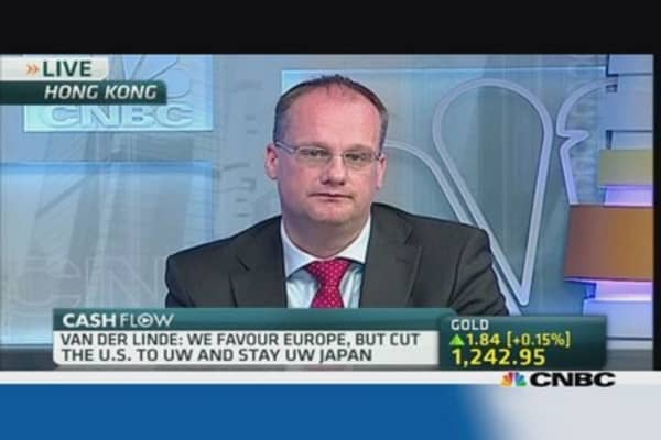 Underweight on US, Japan markets: HSBC
